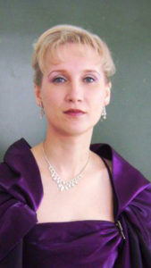 Кудрявцева Евгения Владимировна